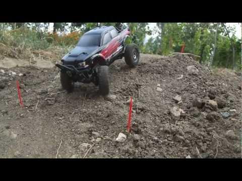 Losi micro 4x4 Trail trekker