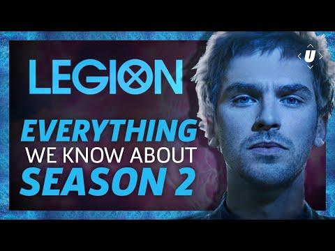 Legion Season 2: Everything We Know So Far