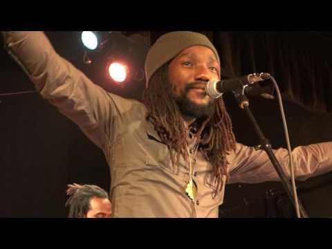 Kabaka Pyramid and the Bebble Rockers whole show Bolinas Ca June 24 2016
