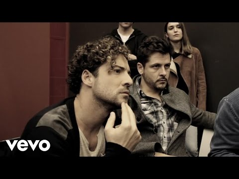 David Bisbal - Diez Mil Maneras (Making Of)