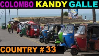 Kandy Sri Lanka  City pictures : A Tourist's Guide to Colombo, Kandy & Galle, Sri Lanka