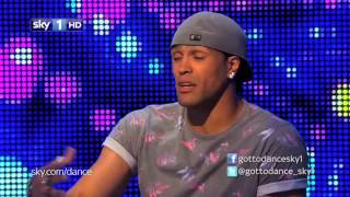 Got to Dance 4: Tomcaz Audition