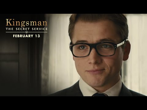 Kingsman: The Secret Service (TV Spot 'Agency')