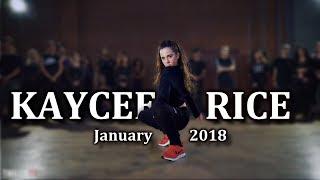 Video Kaycee Rice - January 2018 Dances MP3, 3GP, MP4, WEBM, AVI, FLV Maret 2018