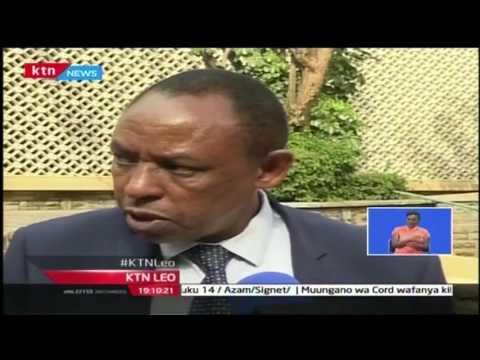 KTNLeo Taarifa Kamili Agosti 23: CORD waunga mikono kwa matokeo ya ripoti ya IEBC