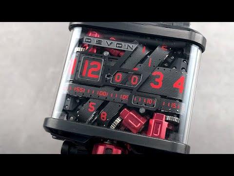 Devon Tread 1 Group 63 Limited Edition of 63 Pieces Devon Watch Review