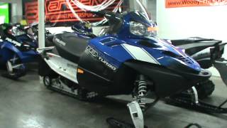 8. 2008 Polaris IQ Turbo LX at Road Track and Trail