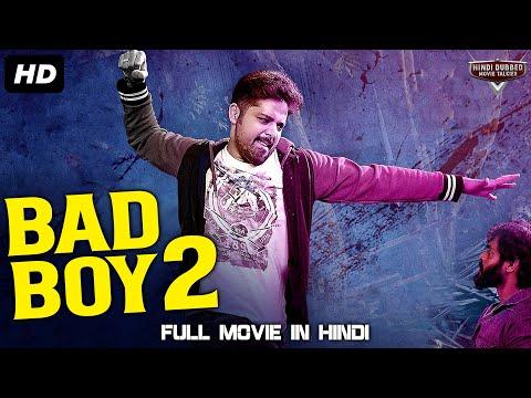 BAD BOY 2 - Blockbuster Full Action Romantic Hindi Dubbed Movie   South Indian Movies Hindi Dubbed