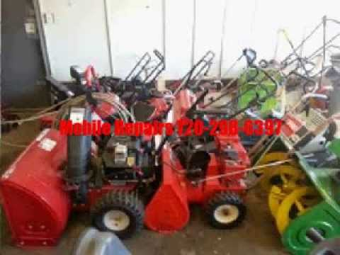 Mobile Snowblower Repair Parker | Call Us! 720-343-9881