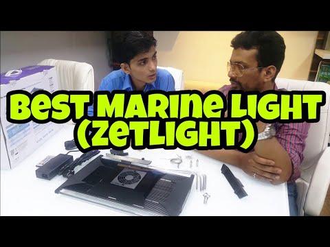 UNBOXING ZETLIGHT ZT6500 | REEF AQUARIUM LIGHT | MARINE AQUARIUMLIGHT | UTEKAR FISHERIES_Akvárium