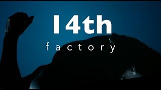 The 14th Factory in East Los Angeles - an art installation complex by British artist Simon Birch.