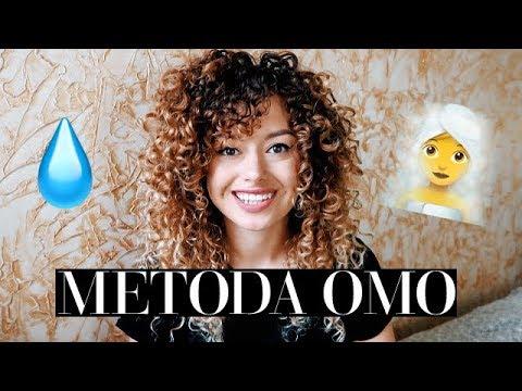 Metoda OMO 💧 czyli JAK MYĆ kręcone włosy ? | Curly Madeleine