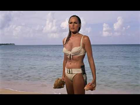 Ursula Andress...