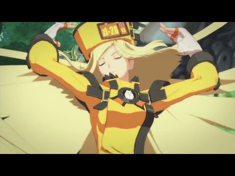 Guilty Gear Xrd -SIGN- Millia Rage Arcade Mode (PS4 Version)