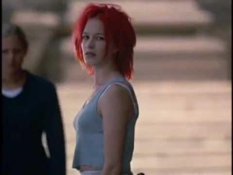 Franka Potente: Run Lola Run Trailer 1999