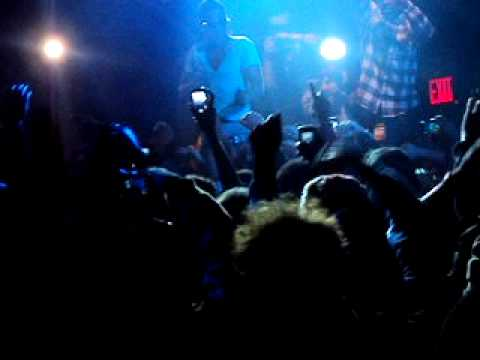 Lil' B performs Won Ton Soup @ Highline Ballroom #SWAG (видео)