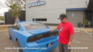 Autoline Preowned 2011 Dodge Charger SE For Sale Used Walk Around Review Test Drive Jacksonville