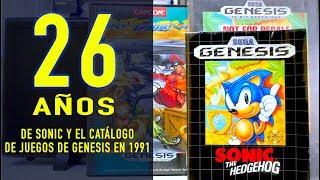 En este video te mostramos  el poster o afiche que venía en algunos juegos, donde se promocionaba a modo de  catálogo los  títulos de la Sega Genesis  en 1991 🌍 Redes    🌎► Facebook: https://www.facebook.com/jugamerlandia/ ► Twitter : https://twitter.com/JUGAMER1 ► Instagram: https://www.instagram.com/jugamermania/► Facebook Nilcer: https://www.facebook.com/nilcersan► Visita Nuestra Web:http://jugamerlandia.com/