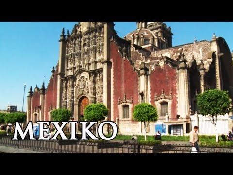 Mexiko City - Reisebericht - Präsidentenpalast und al ...