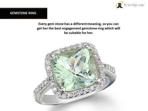 5 Alternatives Of Diamond Engagement Rings