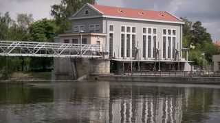 Ceske Budejovice Czech Republic  city photos : TES small hydro generator - České Budějovice, Czech Republic