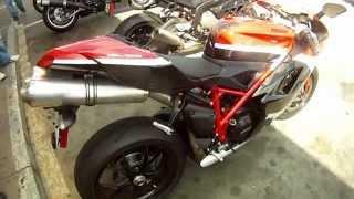 6. 2012 Ducati 848 EVO Corse SE Walkaround