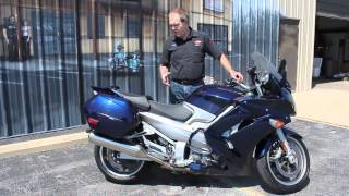 9. Pre-owned 2005 Yamaha FJR 1300