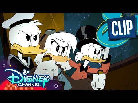The Battle for Earth!   DuckTales   Disney Channel