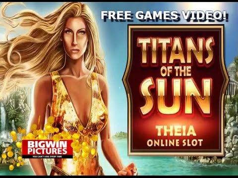 Titan's Of The Sun - Theia Feature Win!