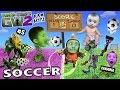 Pvz Soccer Family Battle Lets Play Plants Vs Zombies Ga