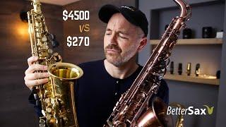 Video Cheapest Sax on Amazon VS My Professional Alto Saxophone MP3, 3GP, MP4, WEBM, AVI, FLV Mei 2019