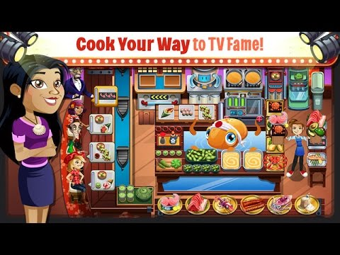 Cooking Dash 2016 - By Glu Games Inc -Compatible With IPhone, IPad, And IPod Touch.