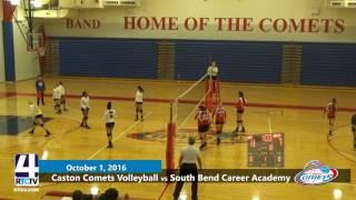 Caston Volleyball vs SB Career Academy