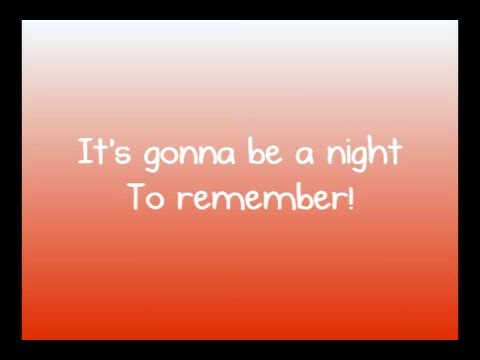 HSM3 - A Night to Remember W/Lyrics *Full Song* [HQ]