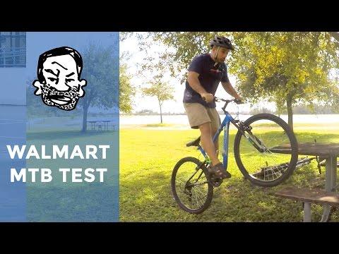 Walmart MTB Trail Test