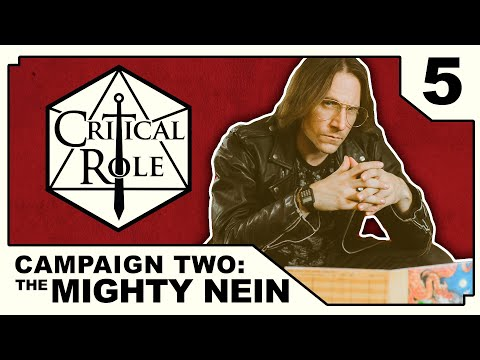The Open Road | Critical Role: THE MIGHTY NEIN | Episode 5