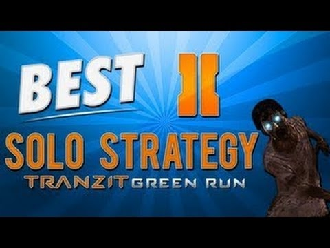 Black Ops 2 Zombies 'TRANZIT' Legendary Strategy Guide Wave 50+ -Tips and Tricks BO2 Zombie Survival