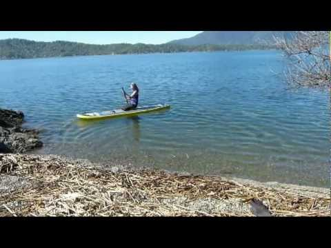 kayak paddle leash instructions