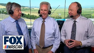 Darrell Waltrip's final sendoff from Sonoma Raceway | NASCAR on FOX by FOX Sports