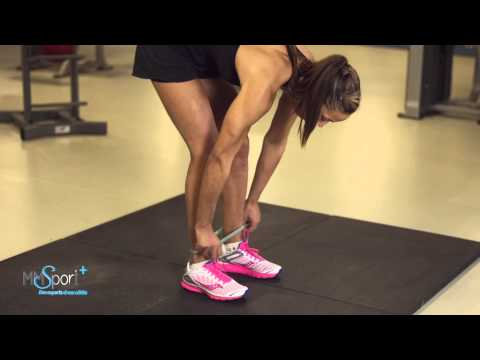 comment renforcer genoux