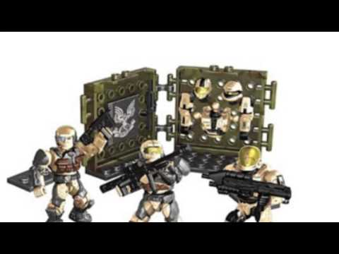 Video Cool product video released on YouTube for the Halo Unsc Desert Combat Unit