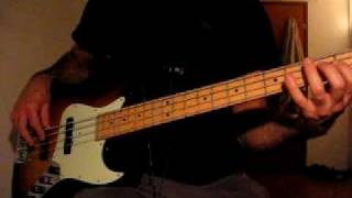 In France they kiss on main street - Joni Mitchell/Jaco Pastorius bass cover