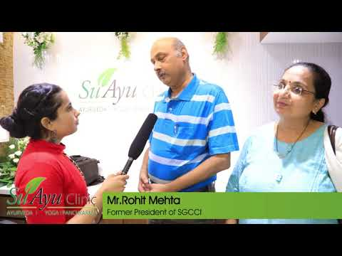 SuAyu Clinic Ayurveda, Yoga, Panchkarma feedback