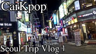 Matt travels to South Korea and visits Seoul in this first installment of his Seoul Vlogs. Thank You for watching! We hope you enjoyed! We are posting every day at 9am and 9pm EST. :) ENJOY!WE GOT SHIRTS: Merch!https://www.fanboyclothing.com/products/car-k-pop-k-pop-chill-the-safeway-collabFollow us on Snapchat!Matt's Snapchat - @clearryBryson's Snapchat - @baikynbitsHamza's Snapchat - @hamzasheikhFollow us on Twitter! - https://twitter.com/_CarkpopMatt's Twitter - https://twitter.com/Matt_Cleary_Bryson's Twitter - N/AHamza's Twitter - https://twitter.com/aaazmahFollow us on Instagram! - https://www.instagram.com/carkpop/Matt's IG - https://www.instagram.com/mattbyun/Bryson's IG - N/AHamza's IG - N/AIntro: 24k - SuperFly: https://youtu.be/CnmLjdvTeCEBackground Music: NoneKpop & Chill the safe way ;)*Disclaimer* We do not own the rights to this song and music video, nor do we claim to. All credit goes to the creators and performers. The video is used for entertainment purposes only :)