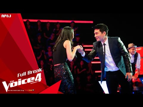 The Voice Thailand - Blind Auditions - 6 Sep 2015 - Part 1 (видео)
