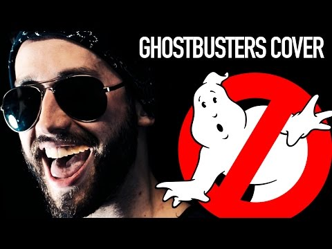 """Ray Parker, Jr.  """"Ghostbusters"""" Cover by Jonathan Young"""