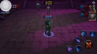 Shadowland: Floor 17, Ronan Solo