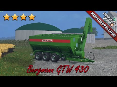 Bergmann GTW430 v3.0