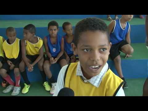 Saúde e esporte beneficiam moradores de Aurelino Leal