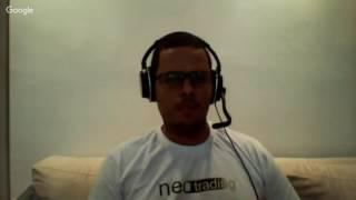 🔴TraderLive - Bate Papo com Cristiano Dias do Canal NEOtrader